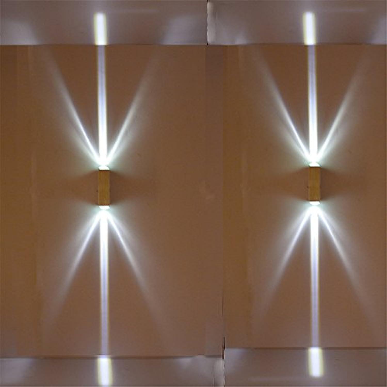StiefelU LED Wandleuchte nach oben und unten Wandleuchten Wandleuchte Hyun off road Korridor Lights Bar KTV hotel Gang single wall Lamp-LED