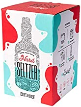 Craft A Brew Homemade Hard Seltzer Brew, 1 Gallon, Starter Kit