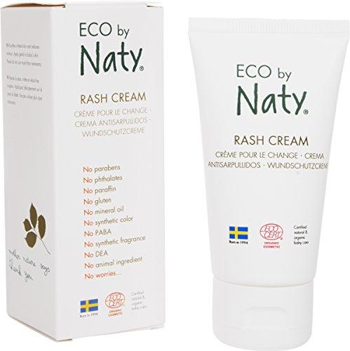 Eco by Naty, baby shampoo Baby Wundsalbe