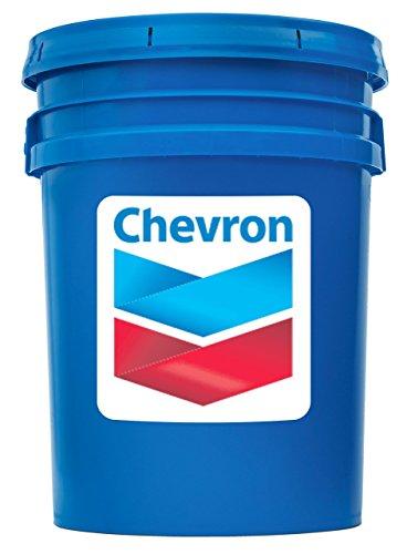 Chevron Cetus HiPerSYN 46 - Synthetic Air Compressor Oil Lubricant, 5 Gallon Pail