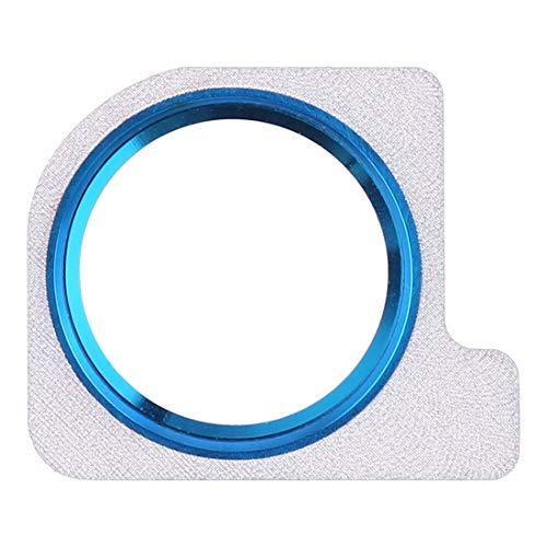 LENASH Protector del Anillo de Huella Digital for Huawei P30 Lite (Negro) Q Flex Cable (Color : Blue)