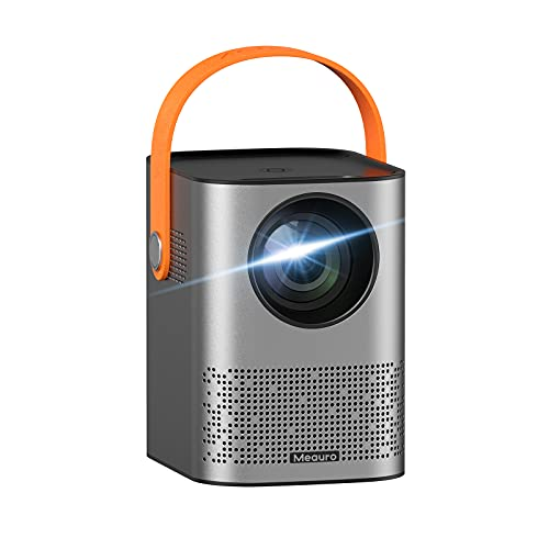 Meauro Projector,Smart WiFi Mini Projector 1080P FHD,Portable Movie Projector with Dual...