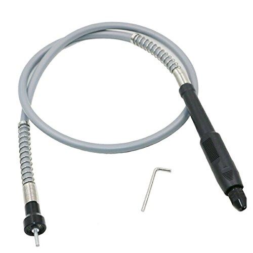 Portabrocas sin llave de eje flexible con conector para eléctrico Grinder Rotary herramienta