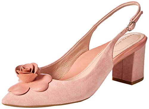 Taryn Rose Women's Michelle Pump, Dusty Rose, 9 M Medium US