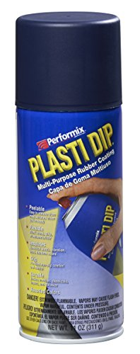 Plasti Dip 11253Folie Spray abnehmbar, schwarz/blau