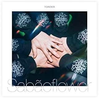 7ORDER project Saboflower スペシャルBOX仕様・Saboflower Special Card 付