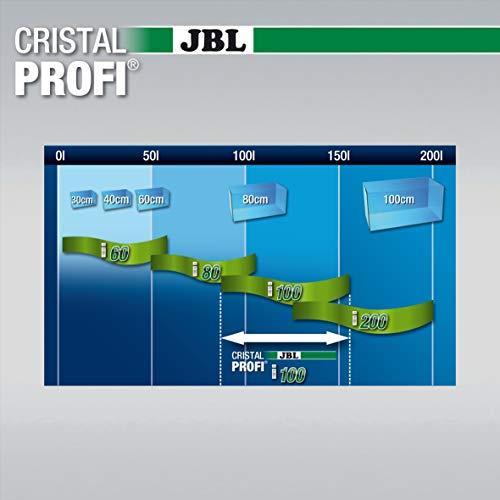 JBL CristalProf i100 Innenfilter für Aquarien mit 90-160 L - 5