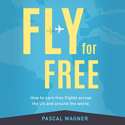 Fly for Free audiobook cover art
