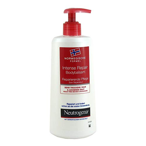 NEUTROGENA norweg.Formel Intense Repair Bodybalsam 250 ml