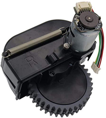 GJNVBDZSF Controlador de Velocidad del Motor Aspiradora Robot de Rueda Derecha Accesorios de Piezas para ilife V3s Pro V5s Pro V50 V55 Robot Aspiradora Ruedas Motores Eléctrico Industrial