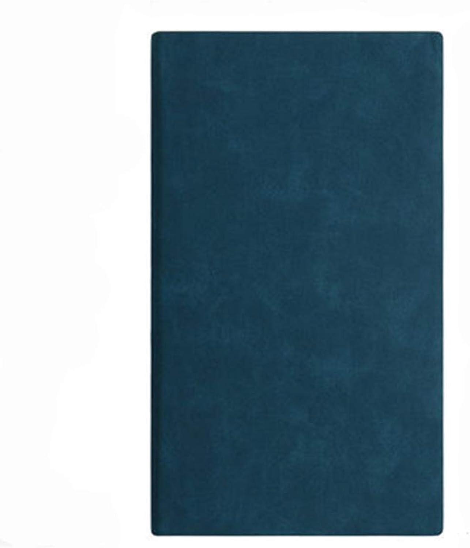 Business-Notebook, Office Office Office Meeting Record, Schüler schreiben Tagebuch Notizblock, A5, dunkelblau,a B07G83589S   Fierce Kaufen    Professionelles Design    Rabatt  b34e6c