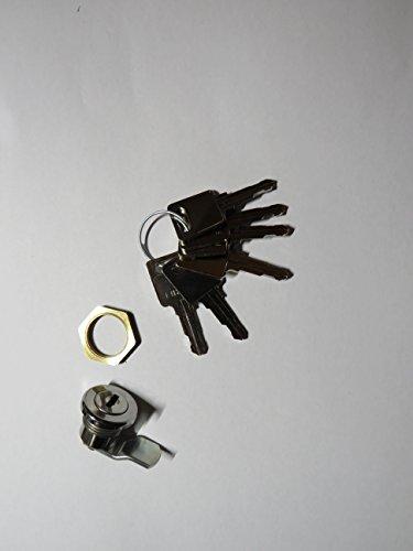 Emka Hebelzylinder für JU 21-109 mit 6 Schlüssel