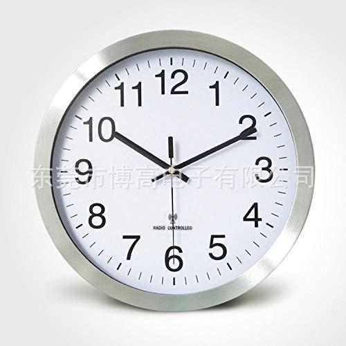 NR Los Fabricantes producen código de Radio Chino Reloj de Pared Calendario perpetuo Radio Reloj de Pared Moda Radio Reloj de Pared promoción de bajo Precio