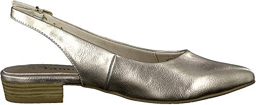 Tamaris Damen Pumps 1-1-29402-24-909 Silber 605223