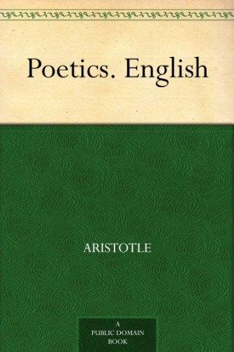 Poetics. English (English Edition)