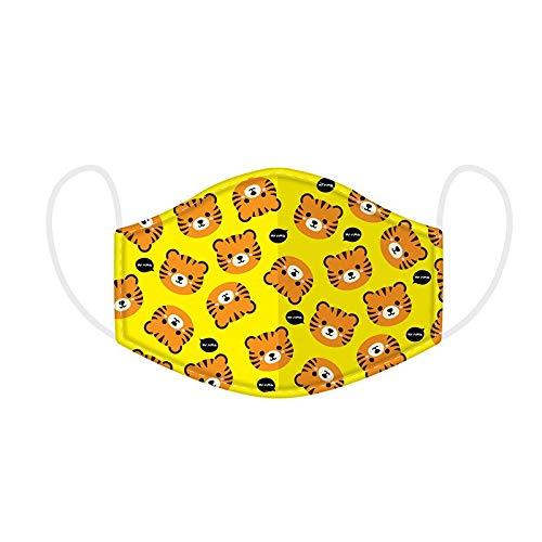 PixelArt Cubreboca Reutilizable lavable protectora para niños con dis