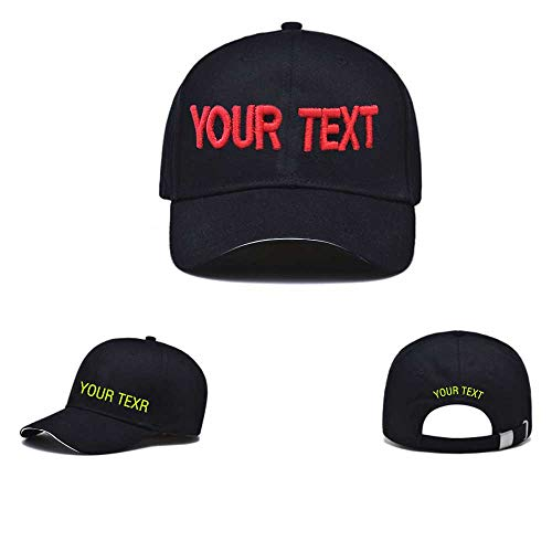 Gorra de béisbol de personalidad. Personalizar su propio...
