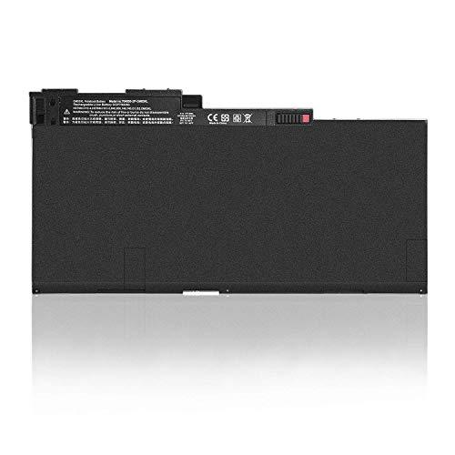 JEMESI CM03XL CO06XL Laptop Battery Compatible with HP EliteBook 840 845 850 740 745 750 G1 G2 Series 717376-001 CM03050XL CO06 E7U24AA HSTNN-IB4R HSTNN-DB4Q HSTNN-LB4R HP ZBook 14 [11.1V/50WH]
