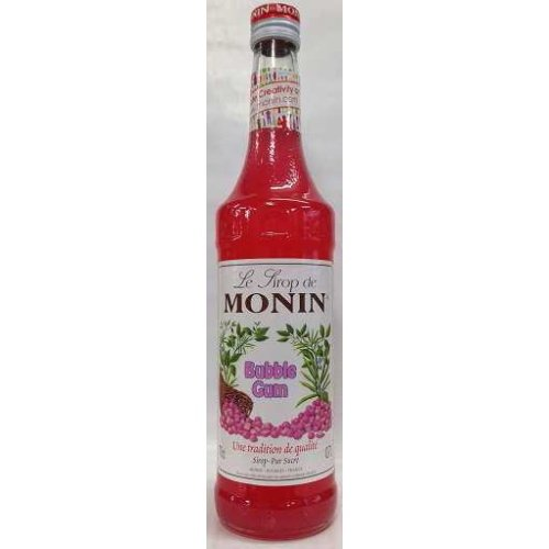 Monin Bubble Gum 70cl