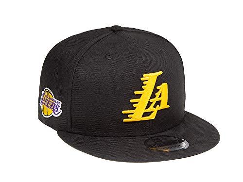 New Era Los Angeles Lakers L.A. Script 9Fifty Snapback Cap - NBA Kappe
