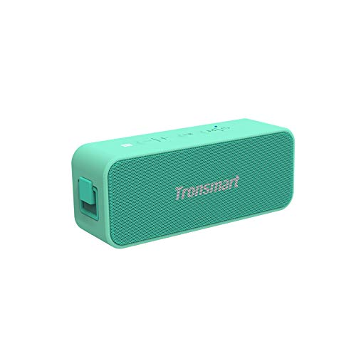 Tronsmart T2 Plus Altavoz Bluetooth 20W, Altavoz Portátil Exterior Impermeable...