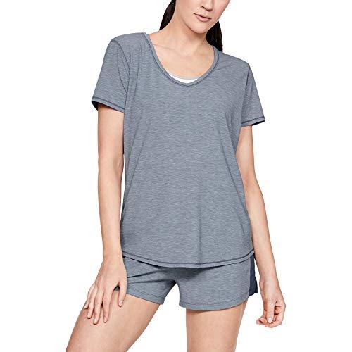Under Armour (UNDKU) Recovery Sleepwear SS Camisa Manga Cort