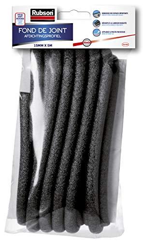 RUBSON Fond de Joint en mousse pour joint de dilatation ou raccordement - 15mm x5m