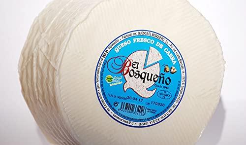 Queso Fresco De Cabra Payoya El Bosqueño 250g