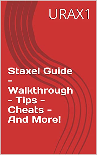 Staxel Guide - Walkthrough - Tips - Cheats - And More! (English Edition)