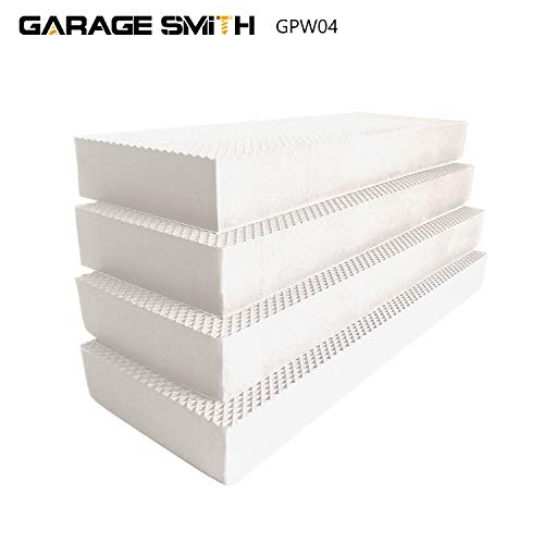 Garage Smith GWP04 Garage Wall Protector Car Door Protectors, Designed in Germany