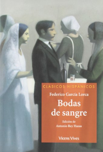 Bodas De Sangre (clasicos Hispanicos) (Clásicos Hispánicos) - 9788468206868