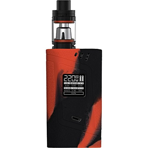 PhoneNatic Custodia in Silicone SMOK Alien 220W Cover
