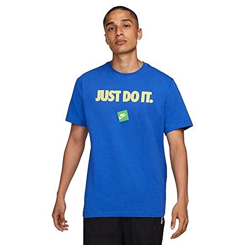 Nike Camiseta para hombre JDI 12 Mounth, de hombre, azul, modelo DB6473 Royal M