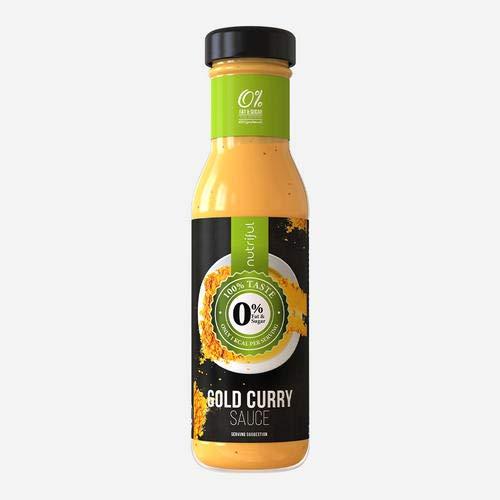 Nutriful Sauce - Curry Mango - 265ml Flasche