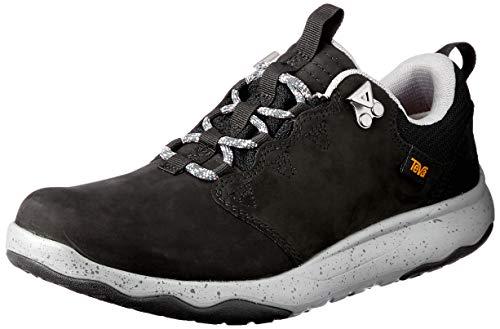 Teva Damen W Arrowood Lux Wp Trekking-& Wanderhalbschuhe, Mehrfarbig (Black/ Grey BKGY), 40.5 EU