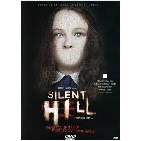 Silent Hill DVD / Silent Hill (tschechische version)