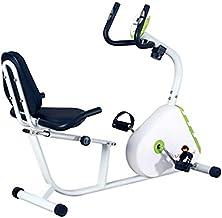 دراجة تمرين مع وضعية الاستلقاء مع مقعد بدعم خلفي - 866