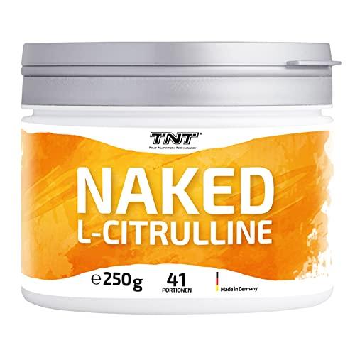 TNT – 250g Reines Citrullin Malat Pulver – Made in Germany - Laborgetestet - Top Löslichkeit