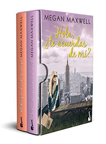 ESTUCHE MEGAN MAXWELL ROMÁNTICA 2 (Novela Romantica)
