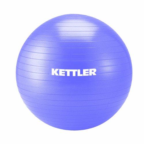 Kettler Gymnatikball, violett, 75 cm, 07350-132