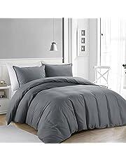HOMBYS Oversized King Comforter 120x120 White Lightweight Down Alternative Comforter for All Season,Quilted Duvet Insert with 8 Corner Tabs 59oz(White-Light Weight, Oversized King)