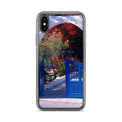 Funda para teléfono móvil compatible con Huawei P10 Lite, diseño de árbol y árboles de bosque