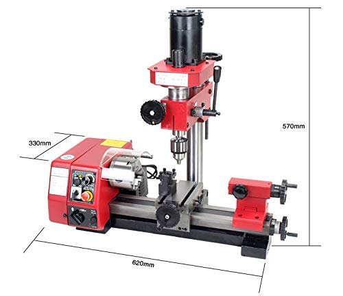 Great Deal! SIEG multi-function Lathe M1 miniature mini Metal machine, car milling,lathe drilling ...
