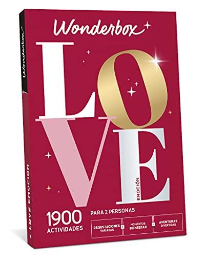 Wonderbox - caja regalo - LOVE EMOCIÓN