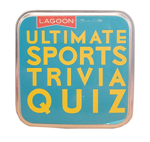 ULTIMATE SPORTS TRIVIA QUIZ TABLETOP (VERSION ANGLAISE)