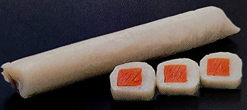 前菜・八寸 小川巻 大 イカ 紅鮭 1P(5本) 業務用 冷凍