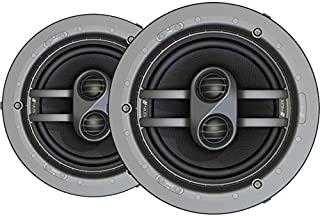 """CM7FX NILES 7"""" Surround Effects Ceiling Mount Speakers Niles - Pair The Fx are Commonly Used As Surround Speakers in Home Theatre Designs, They are Also Ideal for Atmos"""