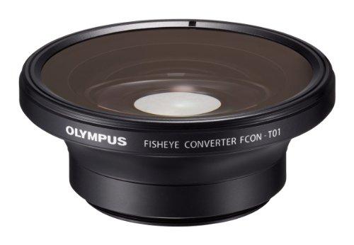Olympus FCON-T01 Fish Eye converter 130° (geschikt voor TG-serie onderwatercamera)