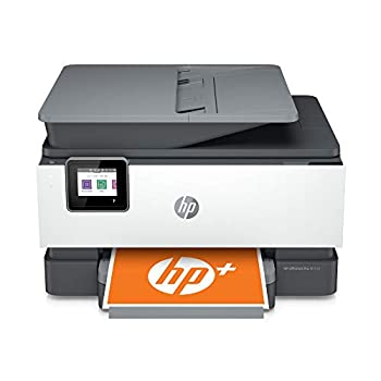 HP OfficeJet Pro 9015e All-in-One Wireless Color Printer for home office with bonus 6 months free Instant Ink with HP+  1G5L3A
