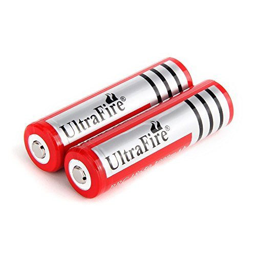 brc 18650 fabricante Ultrafire